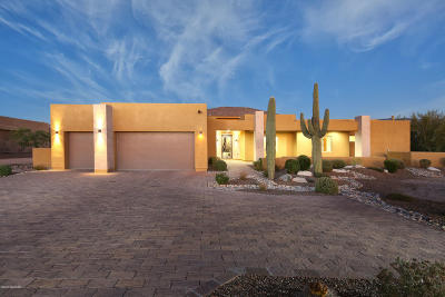 Tucson Single Family Home For Sale: 2706 N Megafauna Court