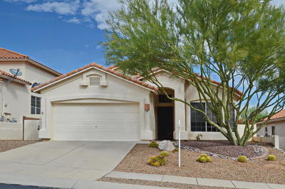 Oro Valley Single Family Home For Sale: 509 E Heatherglenn Place
