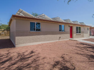 Tucson Single Family Home For Sale: 1317 S Cloverland Avenue