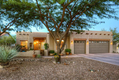 Green Valley Single Family Home Active Contingent: 944 E Josephine Saddle Place