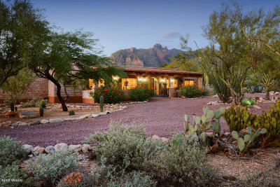 Tucson Single Family Home For Sale: 2311 E Miraval Primero