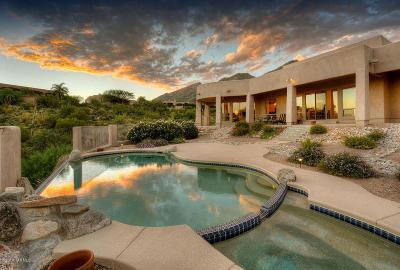 Tucson Single Family Home For Sale: 6611 N Placita De Chubasco