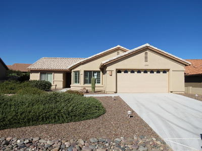 Saddlebrooke Single Family Home For Sale: 62282 E Redwood Drive
