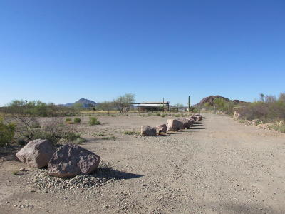 Tucson Residential Lots & Land For Sale: 4840 W Valencia Road
