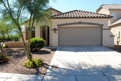 Oro Valley Single Family Home For Sale: 975 W Waxleaf Place