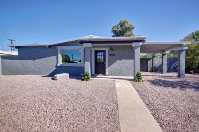 Single Family Home For Sale: 1821 S Baxter Place