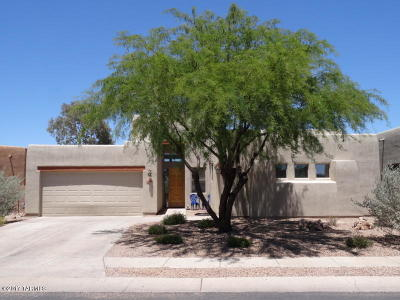 Single Family Home Active Contingent: 13811 E Fiery Dawn Drive