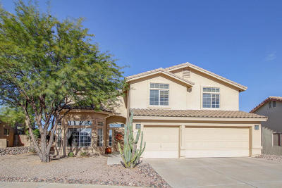 Tucson Single Family Home For Sale: N Cassiopeia Drive