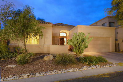 Tucson Single Family Home For Sale: 6281 N Calle Del Venado