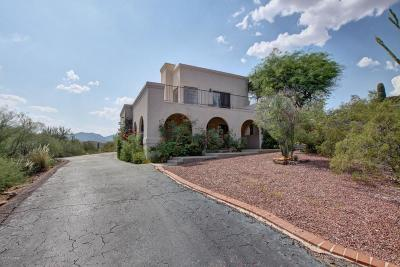 Tucson Single Family Home For Sale: 4325 N Paseo Rancho