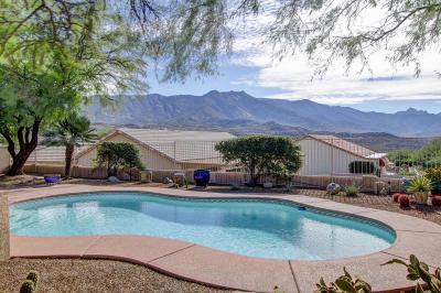 Tucson Single Family Home Active Contingent: 65269 E Emerald Ridge Drive