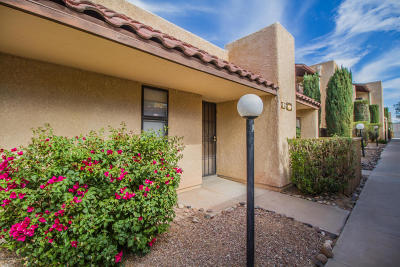 Pima County, Pinal County Condo Active Contingent: 9420 E Speedway Boulevard #26