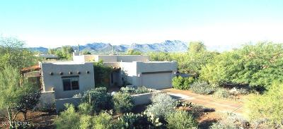 Tucson Single Family Home For Sale: 4361 W Baragan Mine Place
