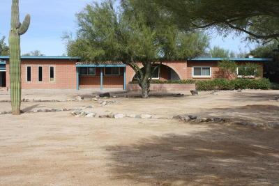 Tucson Single Family Home For Sale: 1858 W Paseo Monserrat