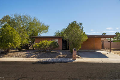 Tucson Single Family Home For Sale: 6672 N Positano Way