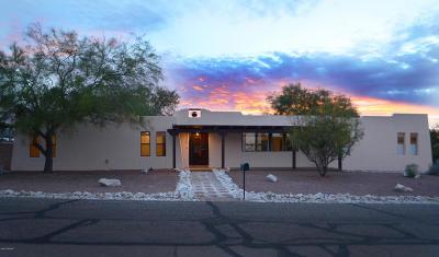 Corona de Tucson Single Family Home For Sale: 642 E Nashville Avenue