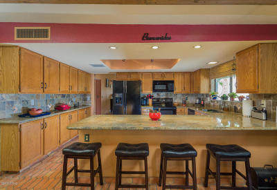 Pima County, Pinal County Single Family Home For Sale: 1896 N Ranch Drive