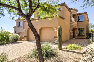 Tucson Single Family Home For Sale: 5757 N Winding Woods Place