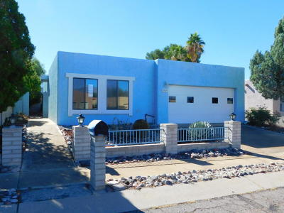 Tucson Single Family Home For Sale: 9202 E Calle Diego