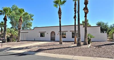 Tucson Single Family Home For Sale: 7022 E Hacienda Reposo