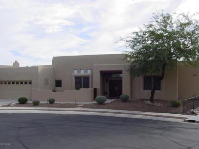 Tucson Single Family Home For Sale: 2955 W Encelia Court