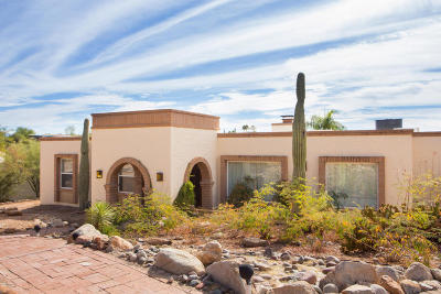 Tucson Single Family Home For Sale: 1220 E Moonridge Road