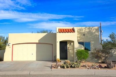 Tucson Single Family Home For Sale: 3576 W Ironwood Meadows Place