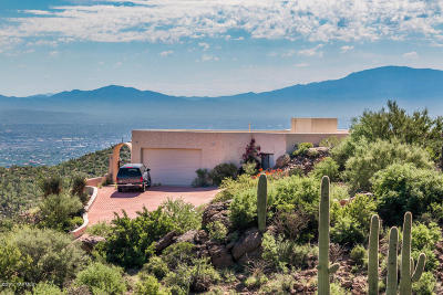 Tucson Single Family Home For Sale: 6301 W Trails End Road