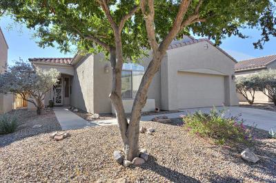 Sahuarita Single Family Home For Sale: 202 E Placita Lago Del Mago