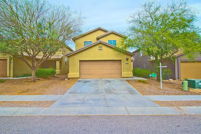 Single Family Home For Sale: 652 W Emerald Key Drive