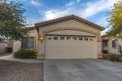 Marana Single Family Home Active Contingent: 5582 W Sunset Vista Place