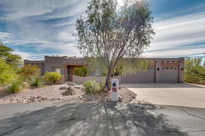 Tucson Single Family Home For Sale: 4464 N Placita Coahuila