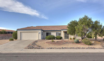 Green Valley Single Family Home For Sale: 842 W Welcome Way