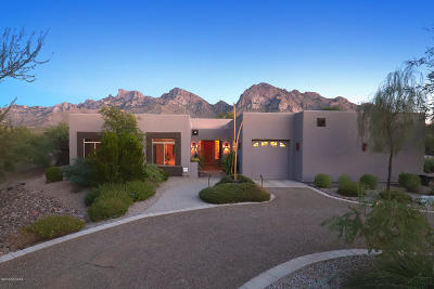 Oro Valley Single Family Home Active Contingent: 270 E Oro Valley Drive