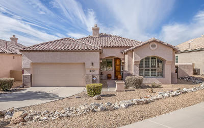 Tucson Single Family Home For Sale: 9957 E Woodland View Place