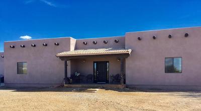 Tucson Single Family Home For Sale: 7611 W Illinois Street