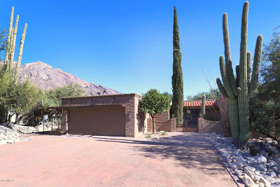 Tucson Single Family Home For Sale: 6760 N Columbus Boulevard