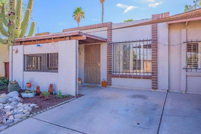 Tucson Single Family Home For Sale: 7126 E Portland Dr