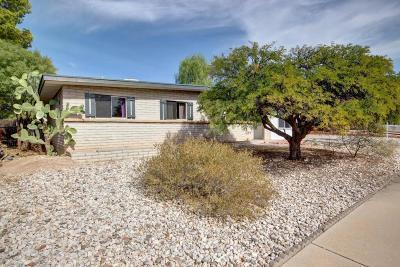 Tucson Single Family Home For Sale: 7231 E Brooks