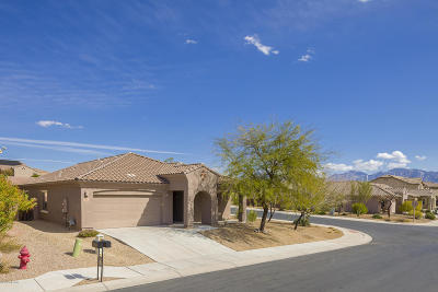 Marana Single Family Home For Sale: 3430 W Wing Tip Drive