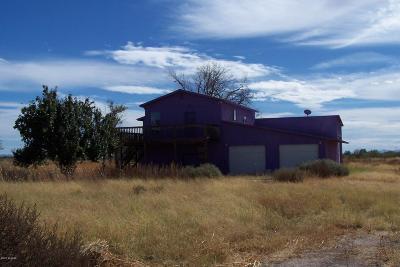 Elfrida Single Family Home For Sale: 10478 N Jones Avenue