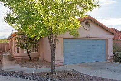 Single Family Home Active Contingent: 5270 N Canyon Way