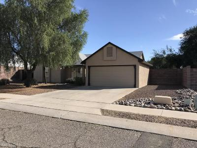 Tucson Single Family Home For Sale: 4891 W Waterbuck Drive