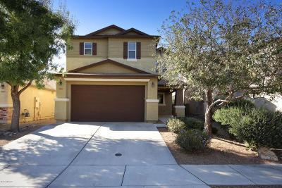 Tucson Single Family Home For Sale: 5861 N Orangetip Drive