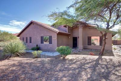 Pima County Single Family Home For Sale: 1719 W Placita Del Codillo