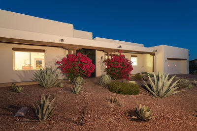 Tucson Single Family Home For Sale: 4560 N Territory Place