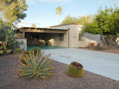 Pima County Single Family Home For Sale: 139 E La Soledad