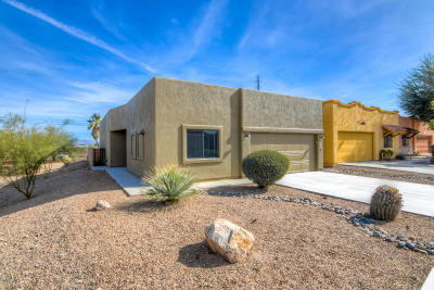 Tucson Single Family Home For Sale: 2760 N Bell Hollow Place