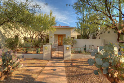 Pima County Single Family Home For Sale: 12160 E Snyder Road