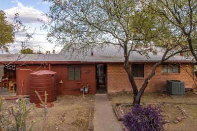 Pima County Single Family Home For Sale: 237 S Bella Vista Drive